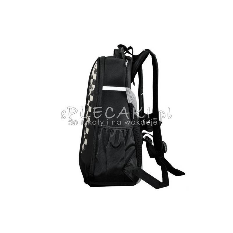 2991a5a39441b ... be.bag airgo herlitz dla dziewczyn  Plecak bok - w piórka czarny z  pastelowymi piórami Herlitz dla dziewczyny ...