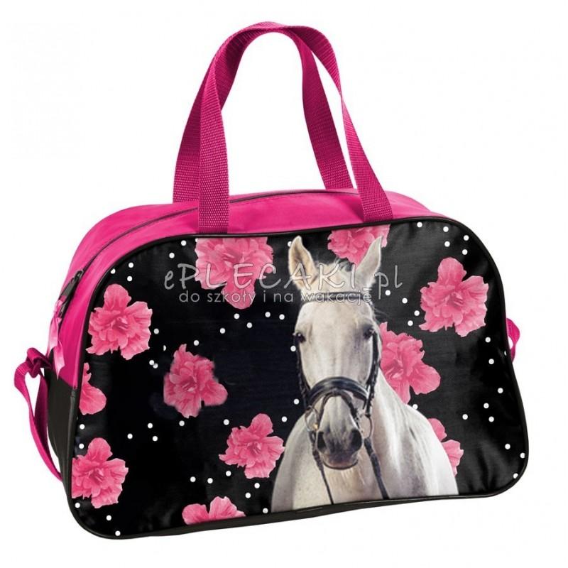 09c5616b4e51c Torba sportowa z koniem - ePlecaki do szkoły i na wakacje
