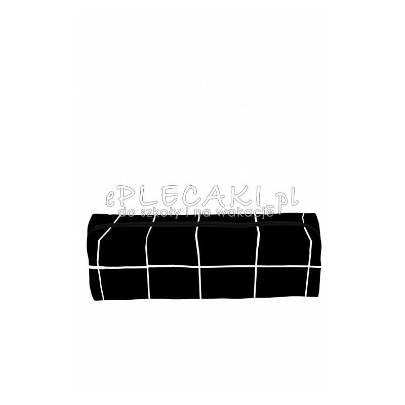 Czarno biała tuba