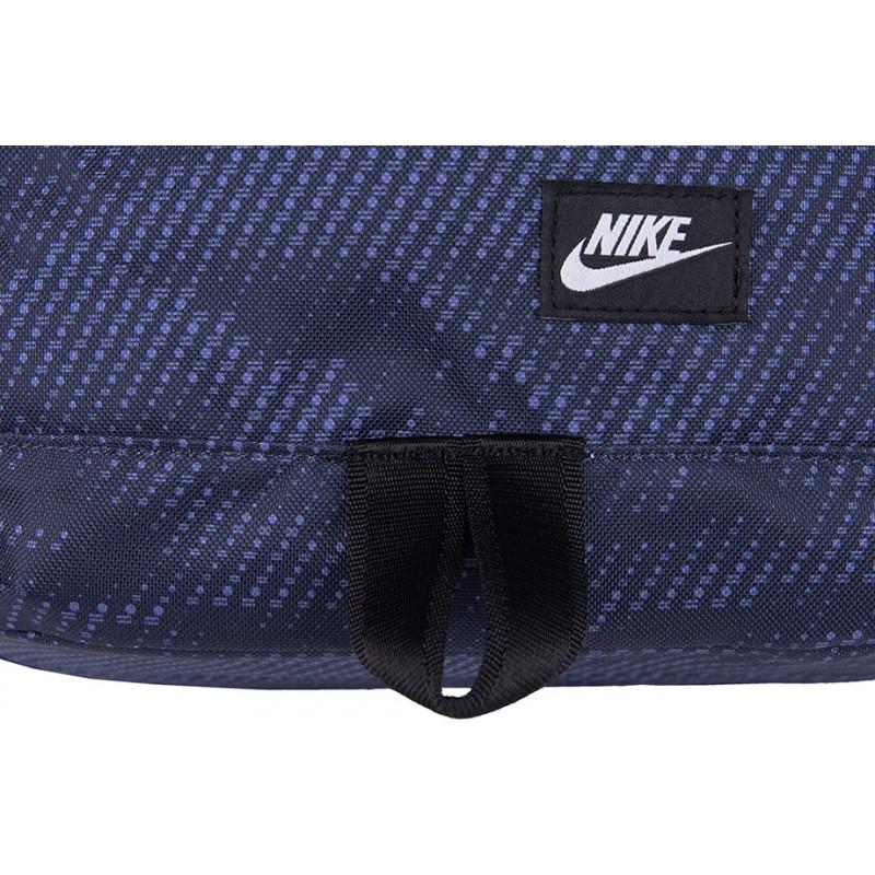 86d5ed817b8b2 ... Granatowy plecak Nike, plecak Nike na laptopa uchwyt dolny