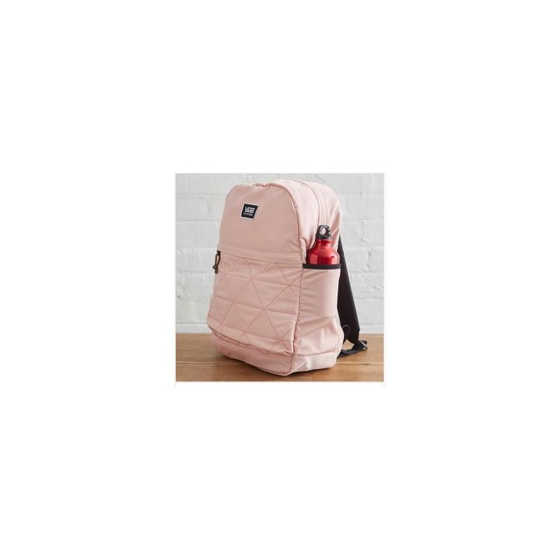 6502f57ace7002 plecak miejski vans PEP SQUAD Backpack - satynowy łososiowy