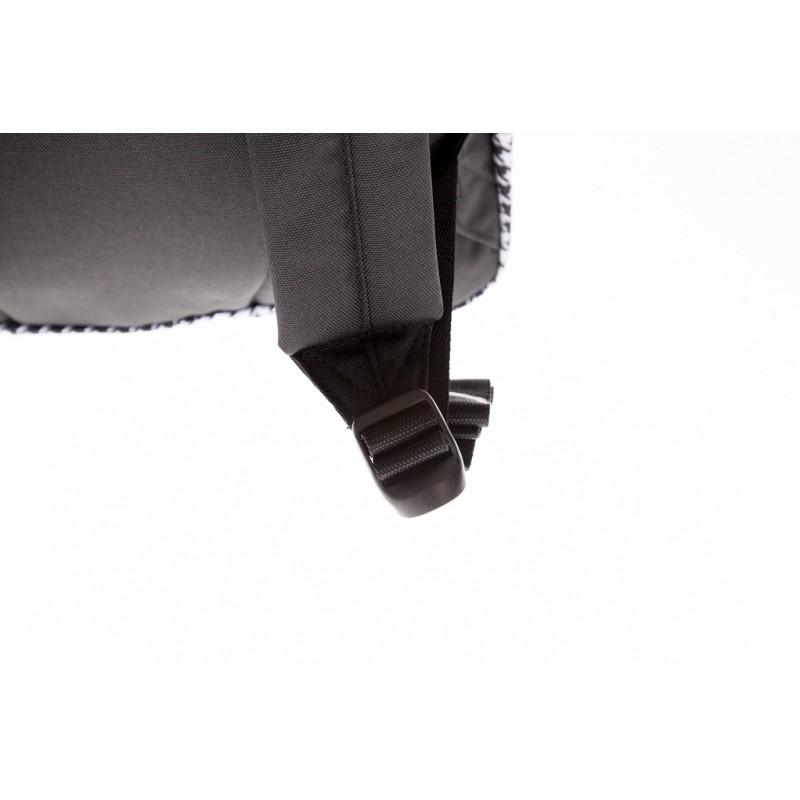 Plecak Vans w pepitkę Flying Houndstooth czarny miejski