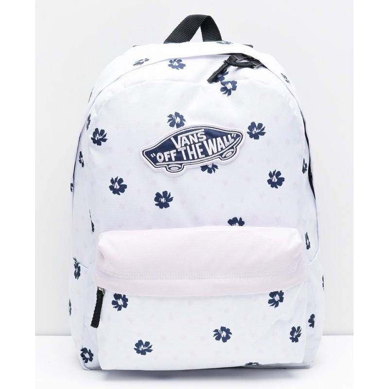 fantastic savings top fashion new specials Plecak VANS REALM BACKPACK WHITE ABSTRACT