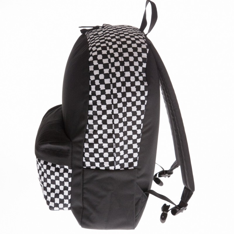 d85fba331c651 Czarno biały plecak vans classic diy checkerboard szachownicą jpg 800x800 Plecak  vans szachownica
