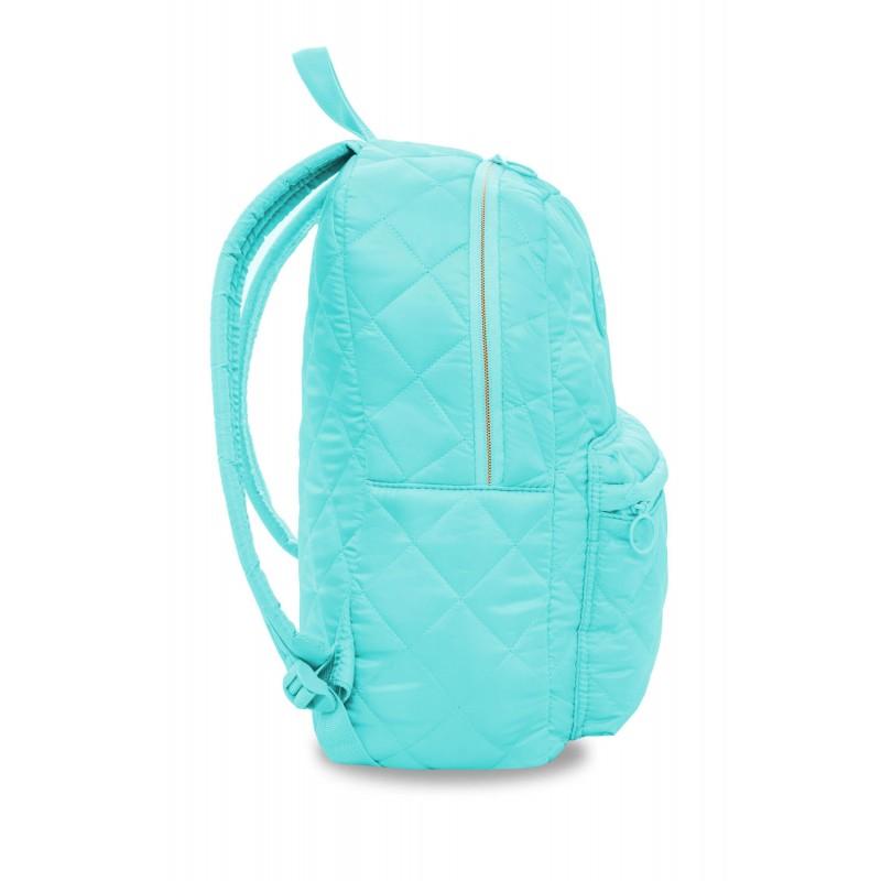 cbe04266a9ee65 Plecak pikowany puchowy CoolPack CP RUBY SKY BLUE błękitny; Niebieski  plecak pikowany puchowy jak kurtka dla dziewczyny CoolPack Ruby Sky Blue ...