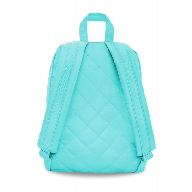 c04ed6ce83701b ... Niebieski plecak pikowany puchowy dla dziewczyny CoolPack Ruby Sky Blue  tył ...