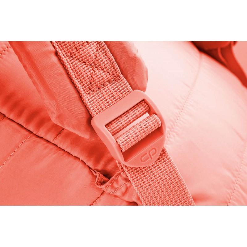 1ed18b39a78592 ... Różowy plecak pikowany mały dla dziewczyny CoolPack Abby Peach Mellow  szelki