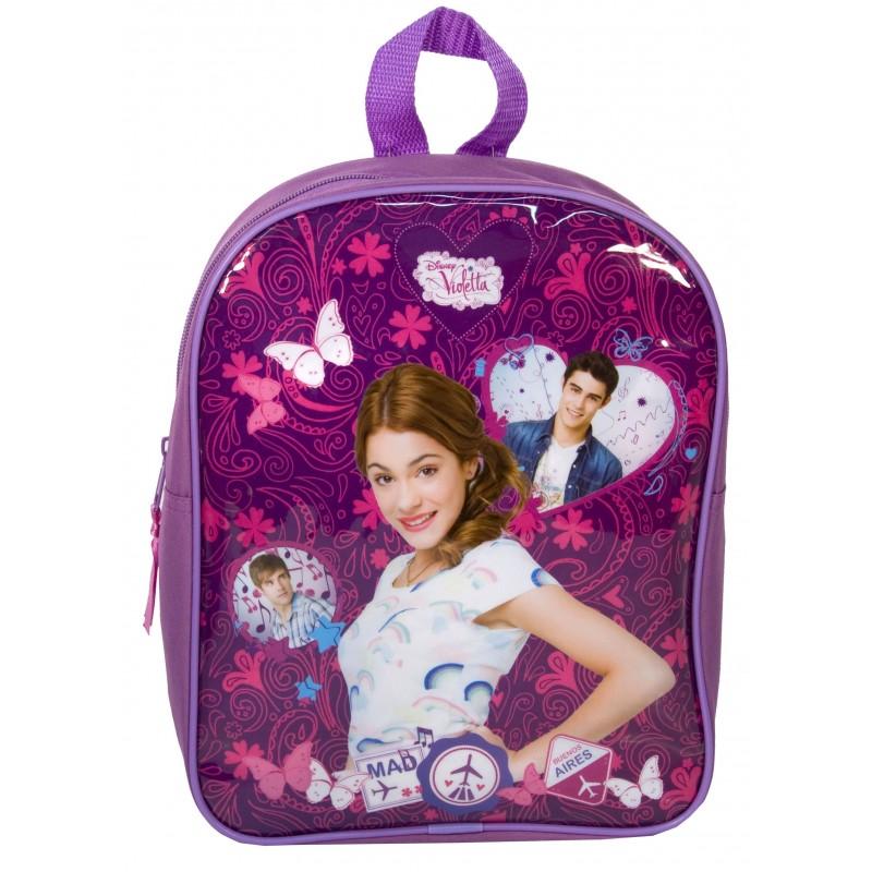 Plecak mały Violetta