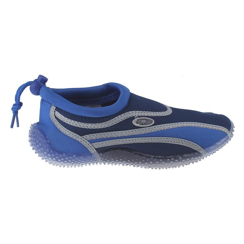 248115afbcba55 Buty damskie granattowe do wody na kajak lato Hi-Tec wygodne dark blue