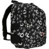 Plecak szkolny młodzieżowy ST.RIGHT xD czarny BP02