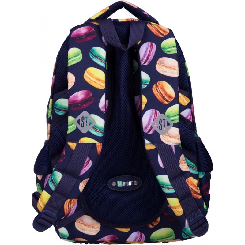 238d5a79895d RIGHT MACARONS BP26  Wygodny plecak szkolny do pierwszej klasy w makaroniki  ST.