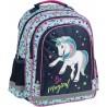 Plecak szkolny z jednorożcem UNICORN miętowy dla dziewczynki