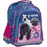 Plecak szkolny z psem THE DOG pieski dla dziewczynki