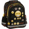 Plecak szkolny z emotkami EMOJI kolorowe buźki dla dziecka