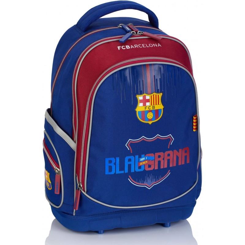 8500adc844d38 Plecak FC Barcelona szkolny ergonomiczny dla chłopca FC-230