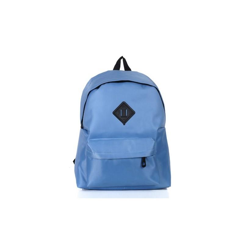 Plecak Universal School błękitny