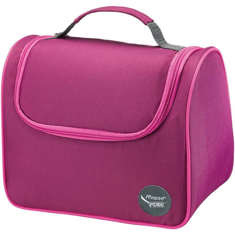 Torba na lunch box różowa Maped Picnik śniadaniówka termiczna