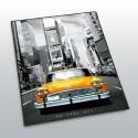 DYWAN MŁODZIEŻOWY TAXI NEW YORK 80x120cm