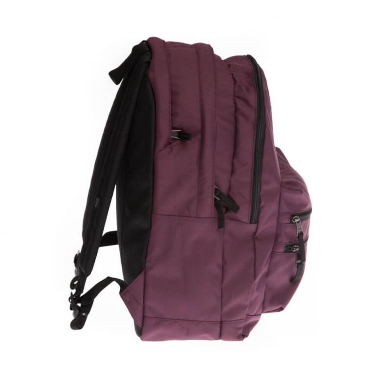 tak tanio Darmowa dostawa buty na tanie Plecak Vans do szkoły Schoolin It Prune bordowy trzykomorowy