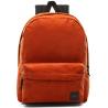 Plecak VANS DEANA III POTTERS CLAY sztruksowy pomarańczowy