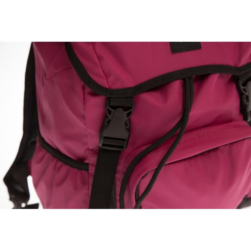 Plecak Vans różowy malinowy damski Ranger Cerise vintage retro