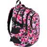 Plecak dla dziewczynki ST.RIGHT HEARTS szkolny w serduszka BP01