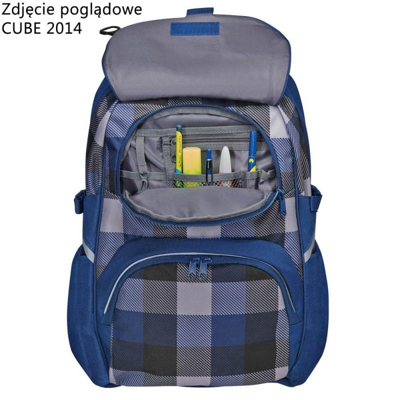 2d59785a10b90 Plecak be bag cube wyprofilowany HORSE POWER - ePlecaki do szkoły i ...