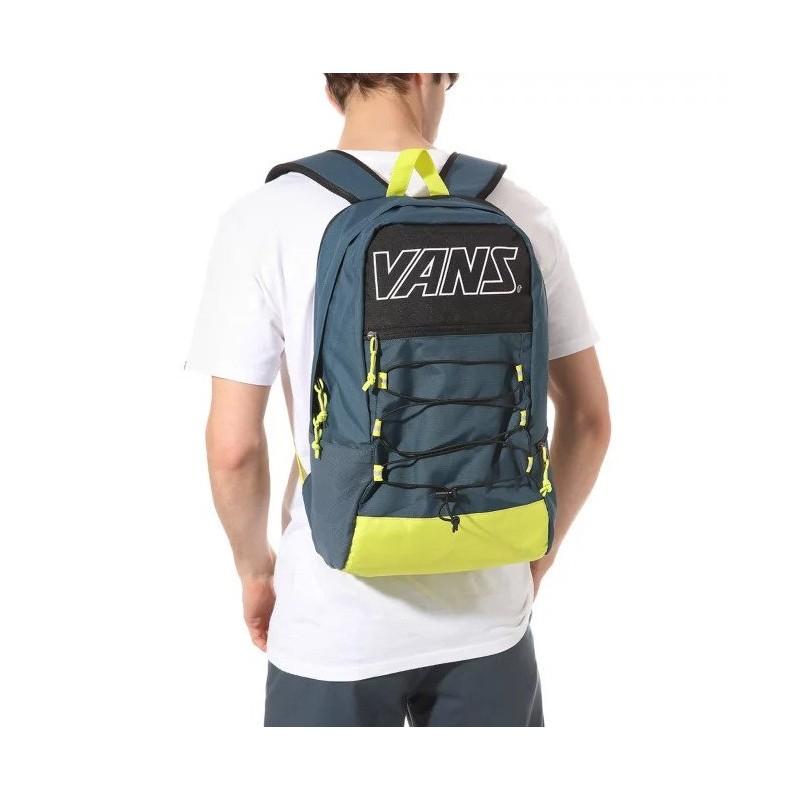 Plecak Vans sportowy męski Snag Plus Stargazer GRANATOWY