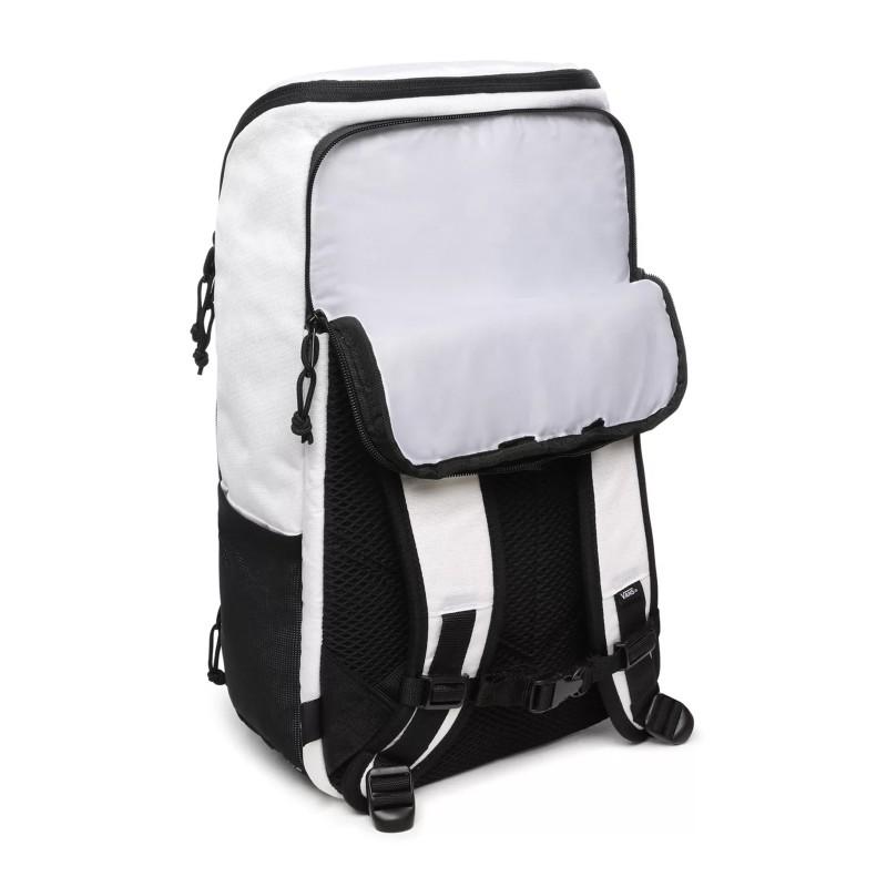 Plecak Vans BIAŁY Obstacle Skatepack White na laptopa i