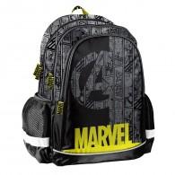 Plecak do 1 klasy fullprint Paso z napisem Marvel Avenger dla dziecka