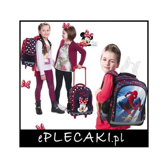 64b92b5af8422 Plecaki dla dzieci z bohaterami bajek - idealne na dobry start w szkole