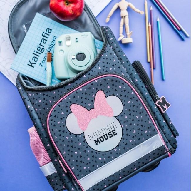 Plecak Myszka Minnie - ikona stylu na Twoim plecaku