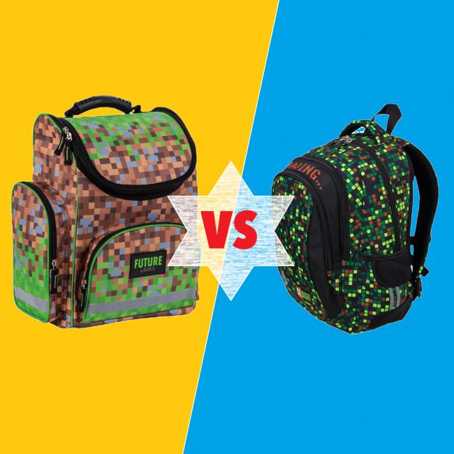 Plecaki szkolne czy tornistry? Co lepsze do 1 klasy?