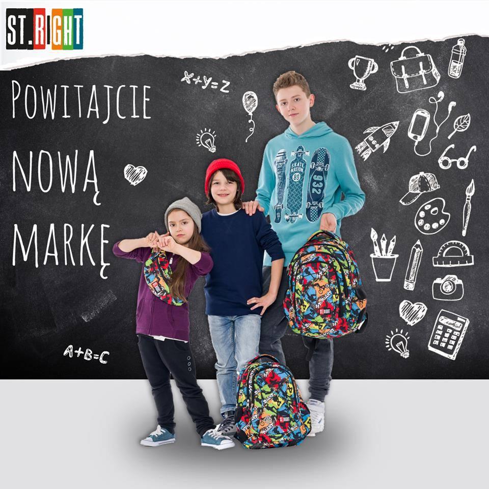 ST.RIGHT nowa marka plecaków - następca ST.REET