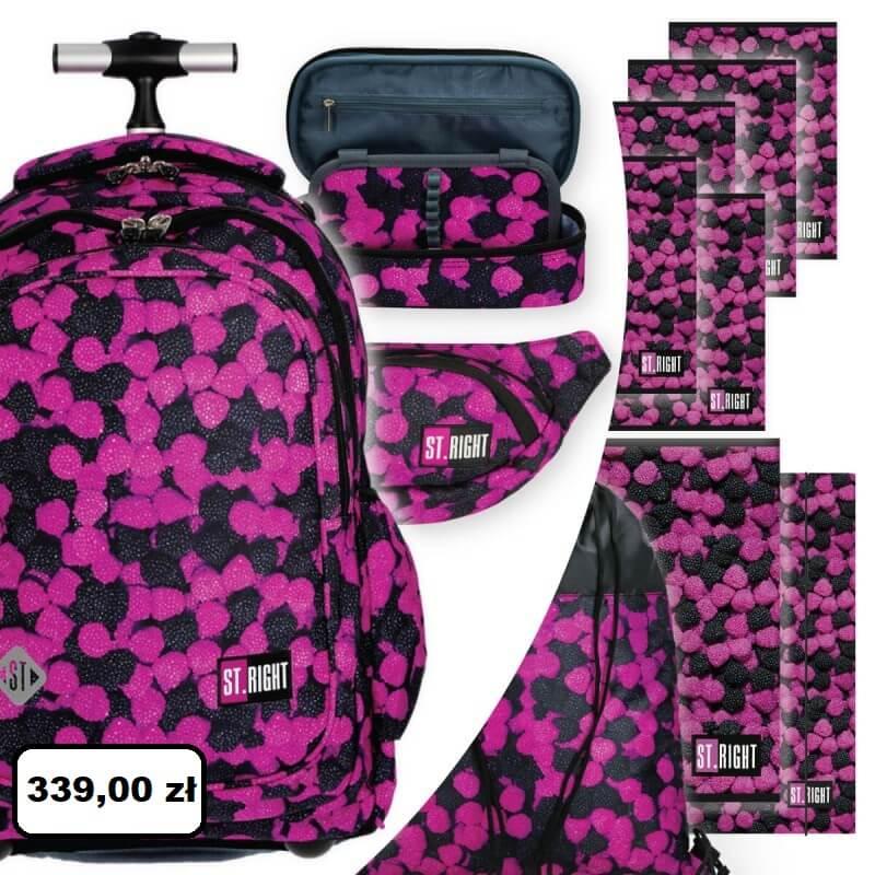 9e5fe89fb69bf7 Plecaki, tornistry szkolne na kółkach, torby, walizki - ePlecaki do ...