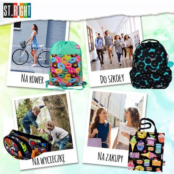 595599f79a960 ST.RIGHT - modne plecaki i akcesoria 2018/2019 - ePlecaki do szkoły ...