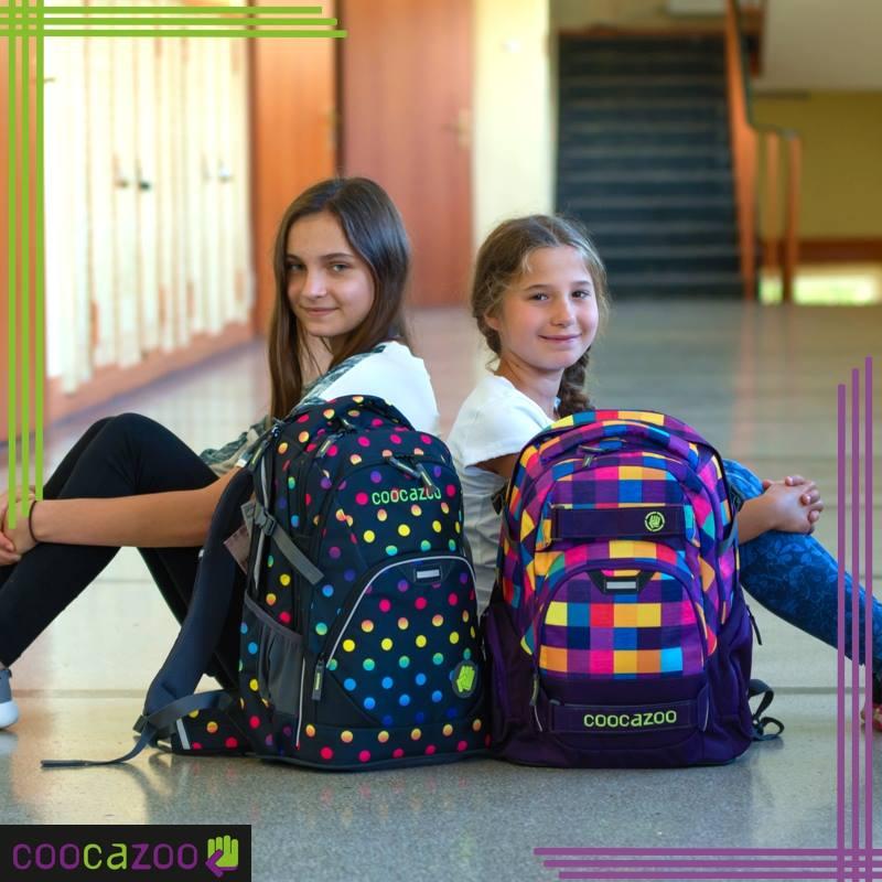Najlepsze plecaki do szkoły dla dziewczyn i chłopaków Cocoazoo