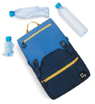 Plecaki z recyklingu