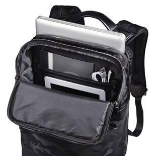 Plecak na laptopa - męski lub damski do pracy z kieszenią na laptop