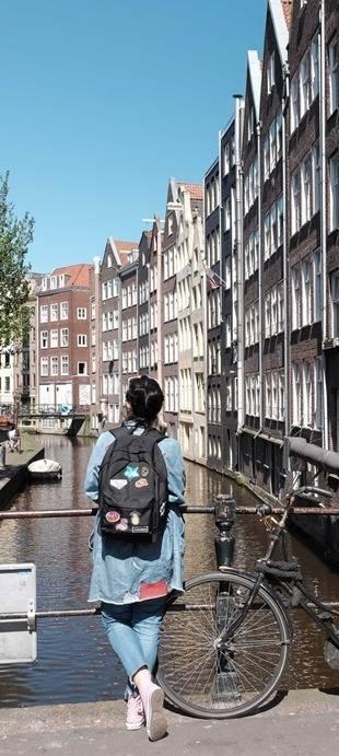 Modny plecak miejski - musisz go mieć. Lekkie plecaki miejskie na laptopa dla młodzieży - na co dzień i w podróży.