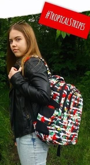 Modny plecak do 6 klasy dla dziewczyny i chłopaka