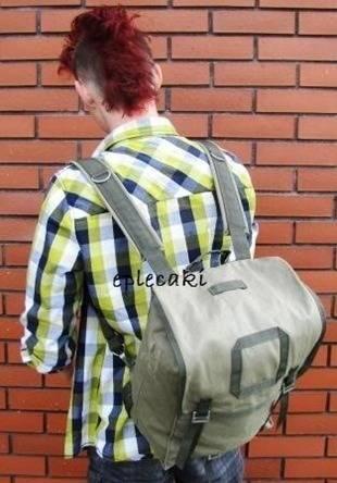 Legendarny plecak kostka - plecaki stylizowane na oryginalny plecak kostka