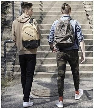 Męskie plecaki miejskie - najlepsze marki