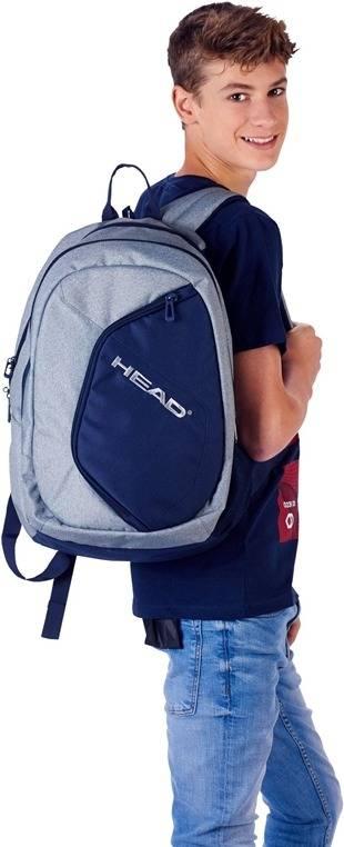 Markowe plecaki sportowe dla wymagających - męskie i damskie, na trening i na co dzień.