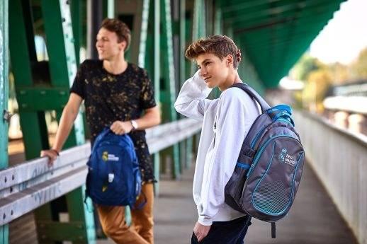 plecak sportowy, plecak dla chłopaka, plecak real madryt