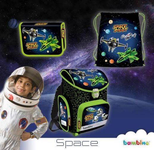 plecak kosmos, plecak dla chłopca, plecak dla chłopca do 1 klasy, tornister