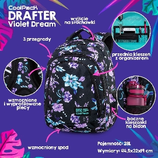 Plecak CoolPack Drafter