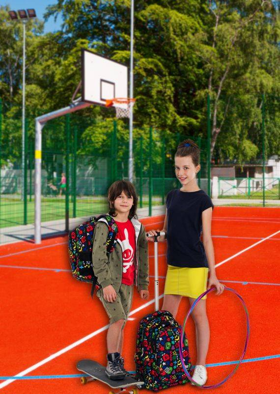 #backtoschool kolekcja plecaków szkolnych Yes or not st.right