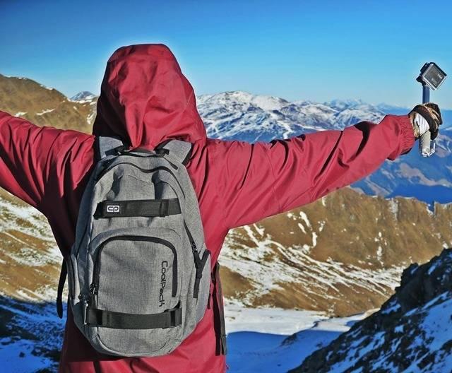 Plecak męski na wyprawę - sportowy i turystyczny dla prawdziwego mężczyzny
