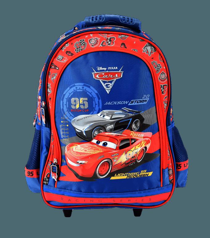 3fd9793337615 Nowa kolekcja plecaków, tornistrów i akcesoriów do szkoły Auta 3 Cars 3 z  Zygzakiem dla